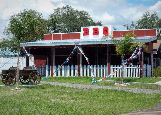 Hudson, FL: Circle S BBQ