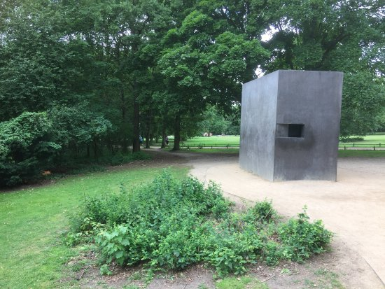Monument to Homosexuals Persecuted Under National Socialist Regime