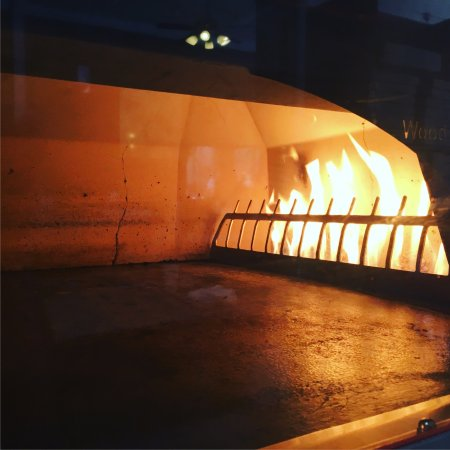 Marshall, TX: Fire Stone Oven