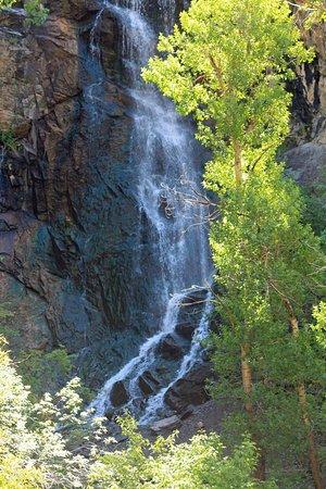 Spearfish, Dakota du Sud : Bridal Veil Falls