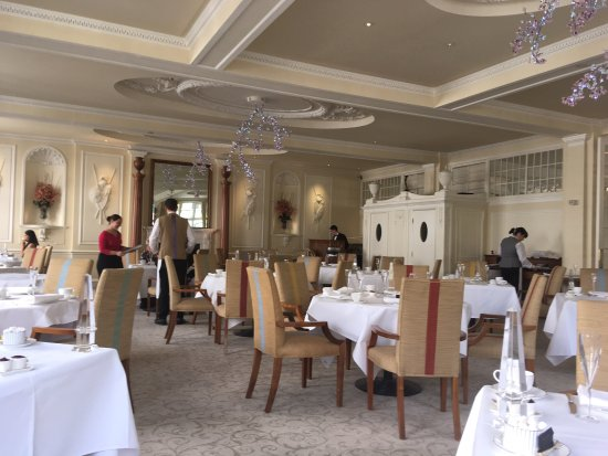 The Dining Room Picture Of The Goring Bar Lounge London