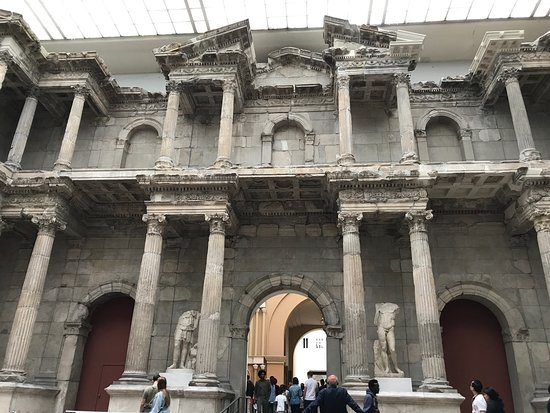 Photo of History Museum Pergamonmuseum at Am Kupfergraben 5, Berlin 10117, Germany