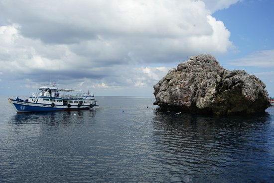 Sail Rock (Dive Site)