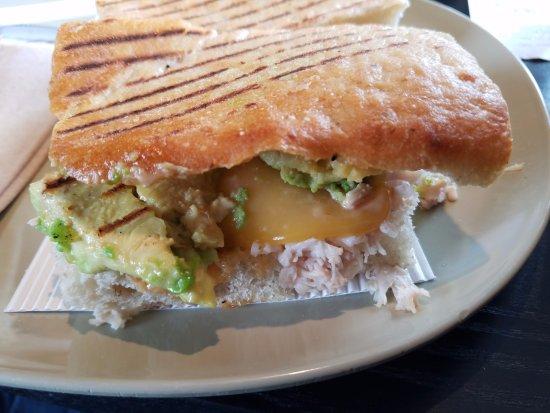 Woodburn, OR: chicken sandwich