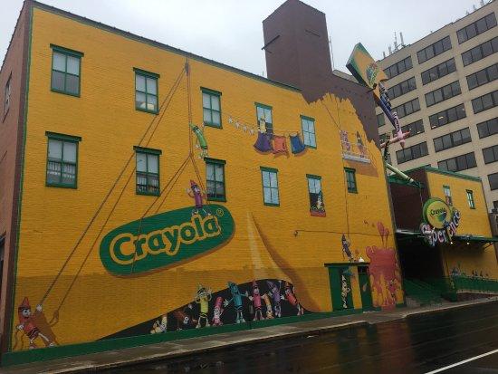 Crayola Experience: photo0.jpg