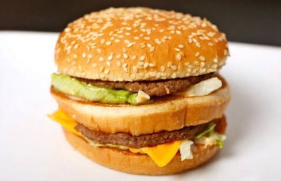 Croydon, Austrália: Best Big Mac ever.
