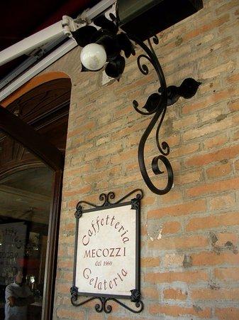 Servigliano, İtalya: Insegna esterna