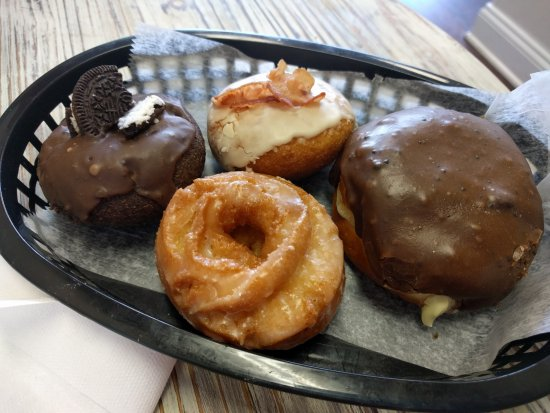 Staunton, Вирджиния: Doughnuts