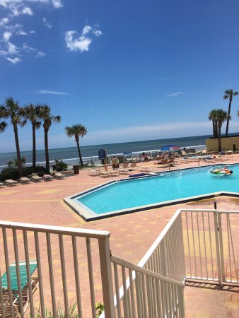 Ocean Breeze Club Hotel Daytona Beach Fl