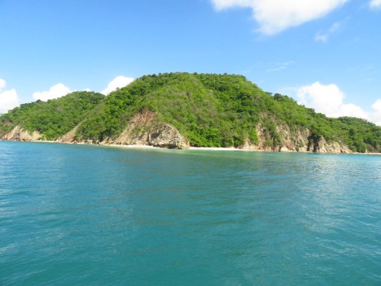 Playa Tortuga, Costa Rica: An approach to Tortuga Island.