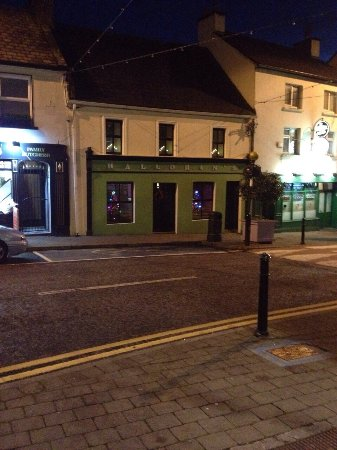 Утерард, Ирландия: Hallorans; Lovely restaurant. Must visit.
