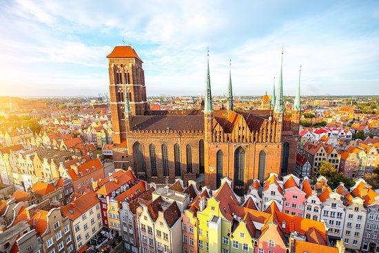 Danzica, Polonia: Explore Gdańsk Old Town tour