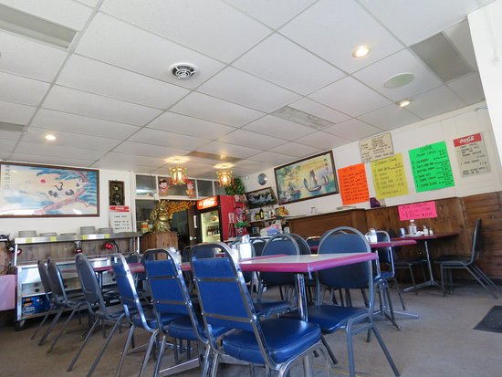 Oyen, Kanada: Unfortunate lack of cleanliness and decor