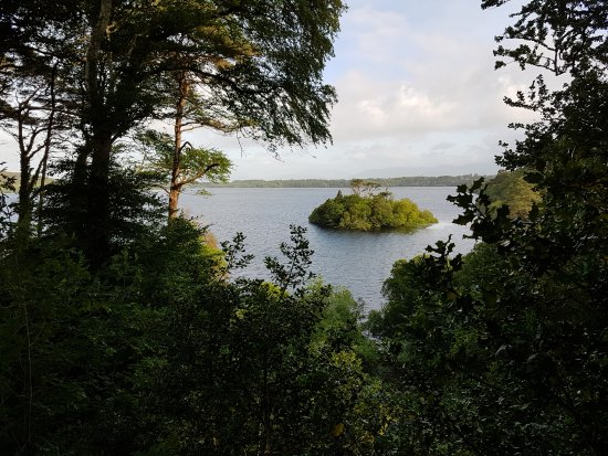Caragh Lake, Irland: See in Hotelnähe
