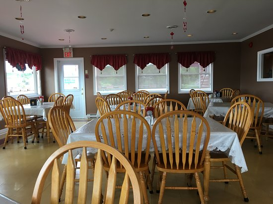 Little Bras d'Or, Canada: Classic seating