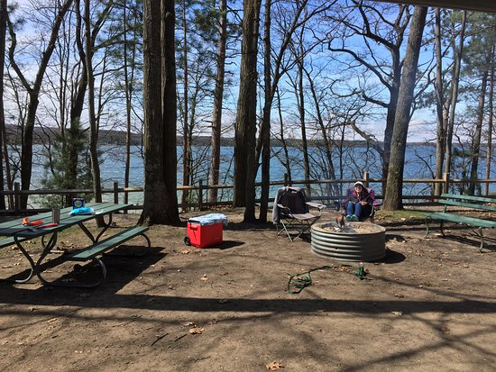 Site 69 - Picture of Otsego Lake State Park, Gaylord
