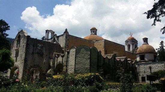 Ex Convento Desierto de los Leones
