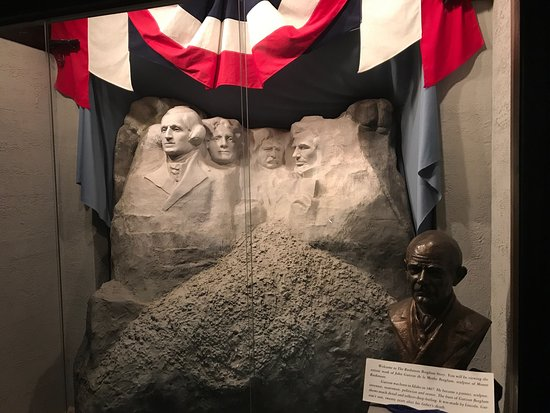 Gutzon Borglum Historical Center: photo0.jpg