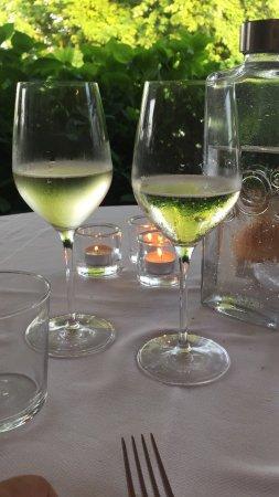 Giavera del Montello, Italia: Una cena super ....