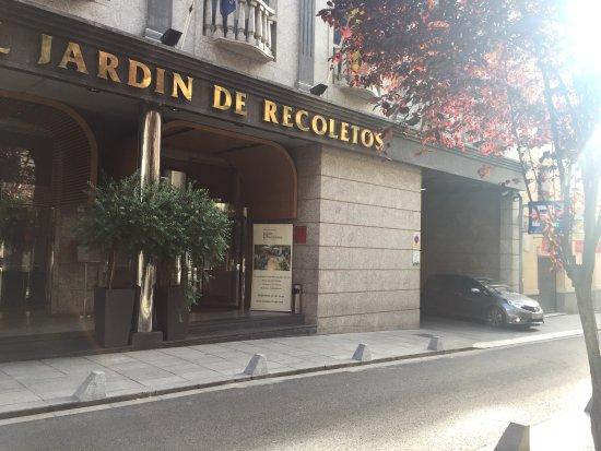 Img 20170613 wa0029 picture of jardin de for Hotel jardin de recoletos booking