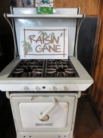 Raisin' Cane