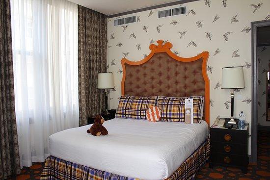 Kimpton Hotel Monaco Portland: Room 520