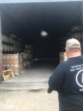 DeKalb, IL: Had a great afternoon at Whiskey acres!  I highly recommend the tour!!
