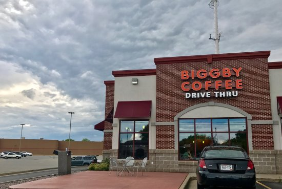 Marshfield, WI: Biggby Coffee