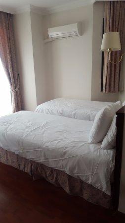 Ata Park Hotel: habitación muy acogedora