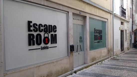‪Escape Room Leiria‬