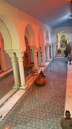 Le Marrakech: in the place