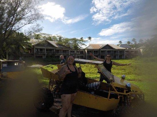 Muri, Islas Cook: Raro Buggy Tours