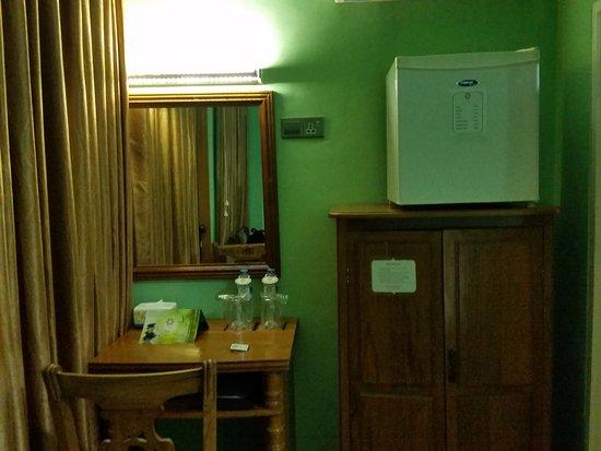 The Hotel Bagan Umbra: quarto