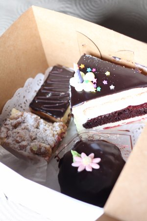 Essexville, MI: Pastry assortment