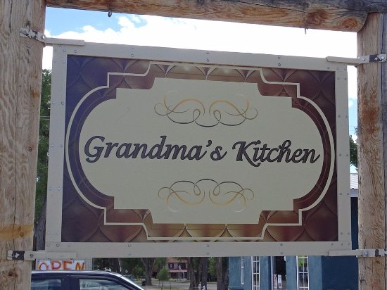 Maybell, CO: Grandma's Kitchen