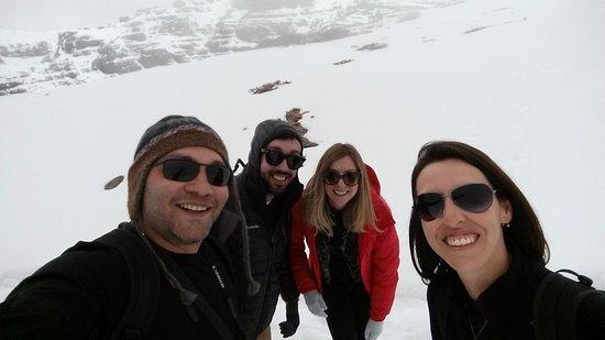 Chacaltaya Ski Resort : brazukas