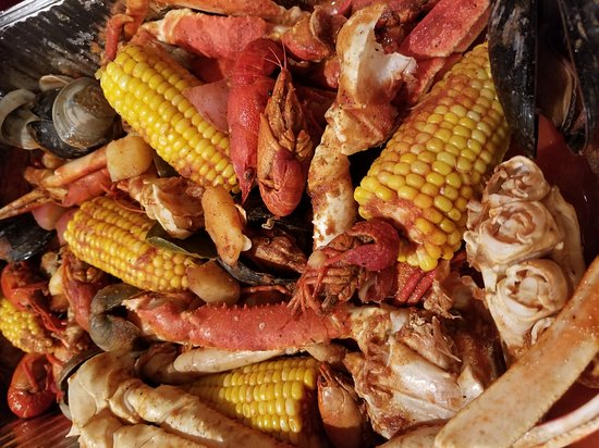 Sterling, VA: Amazing Seafood Boil !!! This was our 2nd takeout!