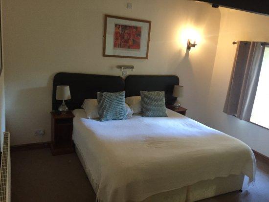 Rode, UK: Blue Room