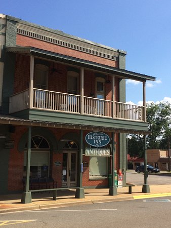 Plains Historic Inn: Beautiful place to stay