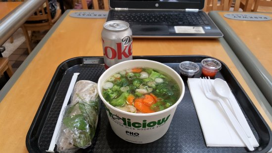 El Cajon, Kalifornien: My Pho was delicious!
