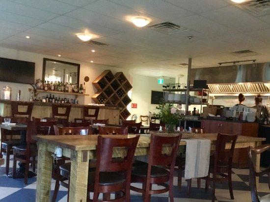 Wellington, Kanada: Dining room