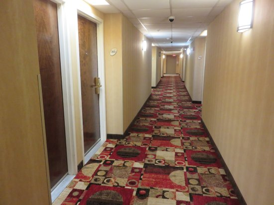 แอคเวิร์ท, จอร์เจีย: Hallways look like they've been renovated