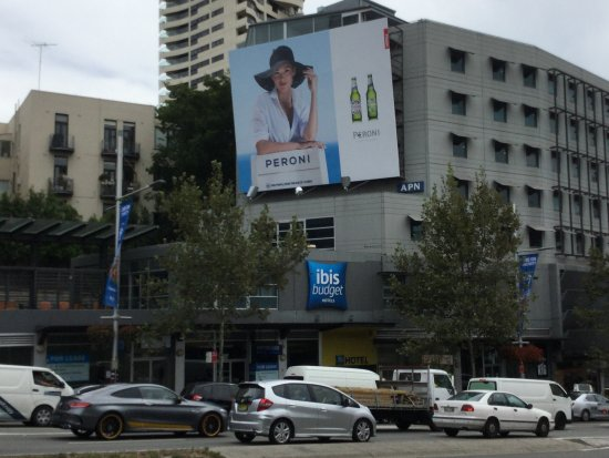 Ibis budget Sydney East.