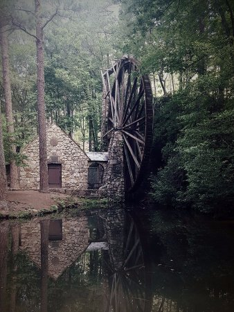 Mount Berry, GA: The Old Mill