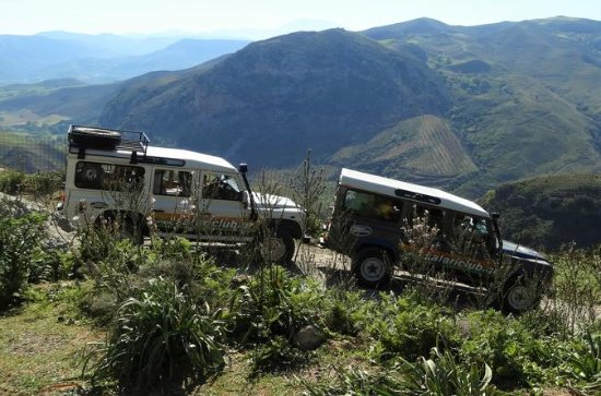Crete 4WD Full-Day Safari with...