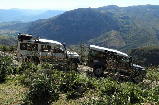 Crete 4WD Full-Day Safari with