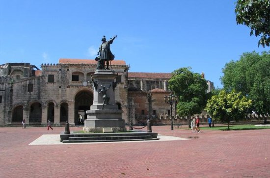 Santo Domingo City Day Trip from