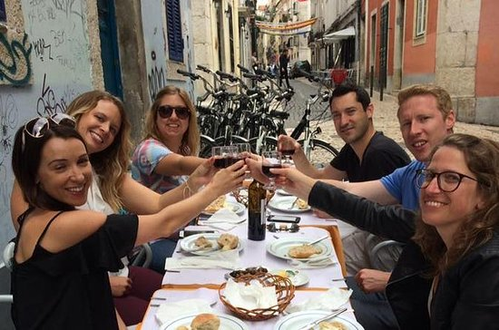 Lisboa Flavours Bike Tour