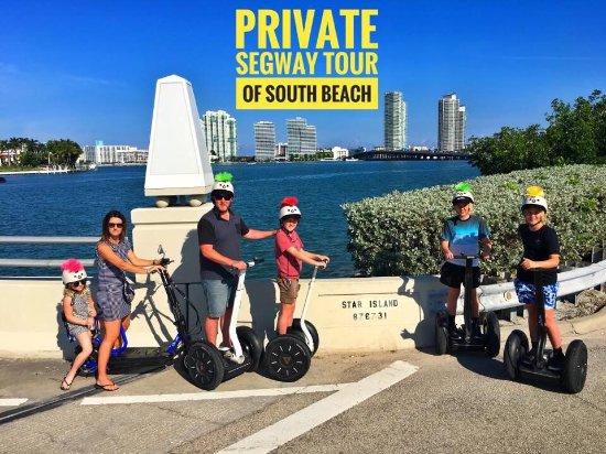 Miami Florida Segway Tours