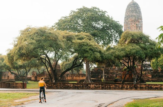 Ancient and Hidden Ayutthaya By Bike
